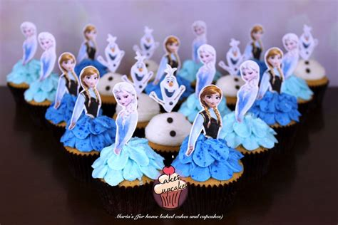 Home Decorating Forum Frozen Cupcakes Cakecentral Com