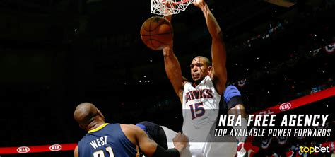 Top Free Agents Mba by Top Nba Free Power Forwards Heading Into 2016 17