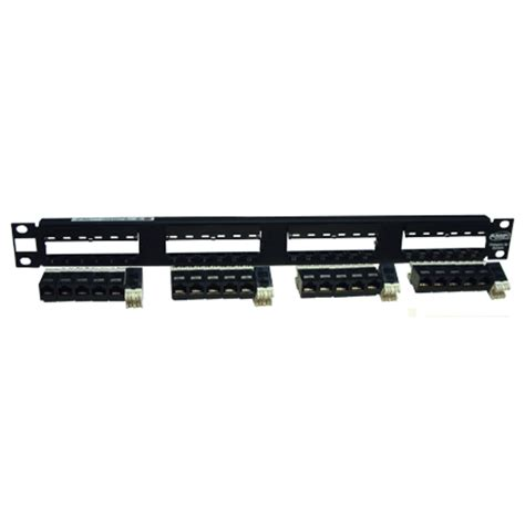 Patch Panel Category 5e System 24 Port all products bismon