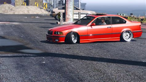 where are bmw from bmw e36 add on gta5 mods