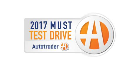 Auto Logo Test by Autotrader Announces Winners Of 2017 Must Test Drive