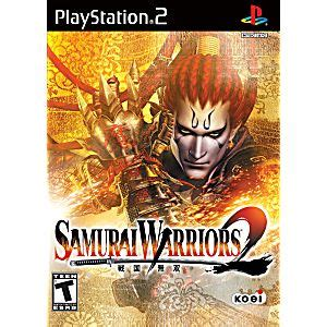 Kaset Ps4 Samurai Warriors 4 Ii Reg 2 samurai warriors 2 sony playstation 2