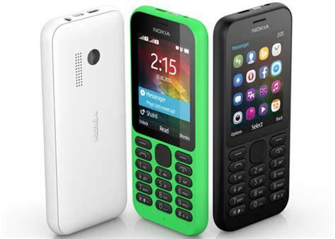Microsoft Nokia 215 nokia 215 un celular de 29 d 243 lares con acceso a