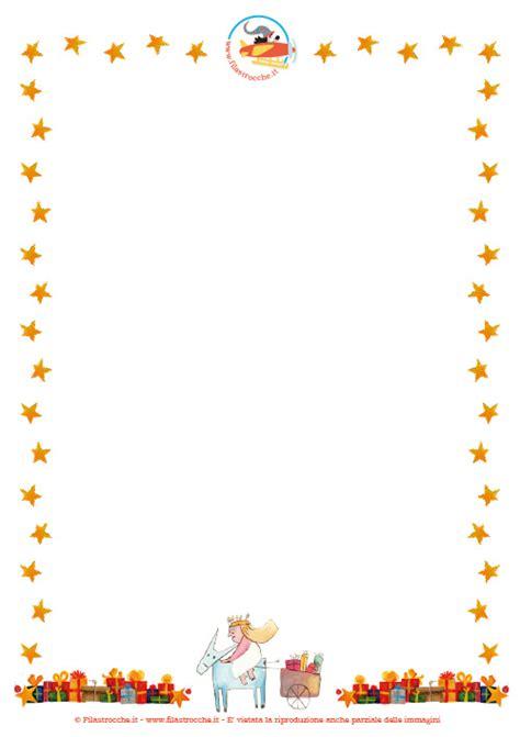 cornici per lettere letterina per santa lucia con o senza righe filastrocche it
