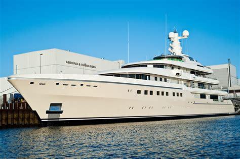 abeking rasmussen superyacht kibo hull 6497 yacht - Yacht Kibo