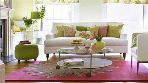 decorated living room 36 living room decorating ideas that smells like spring