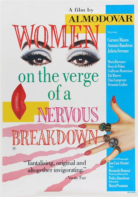 Was On The Verge Of Nervous Breakdown by On The Verge Of Nervous Breakdown Almodovar S