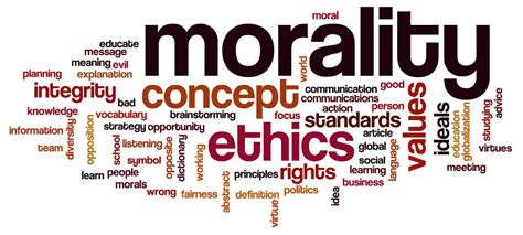Extenuating Circumstances people stay true to moral colors studies find