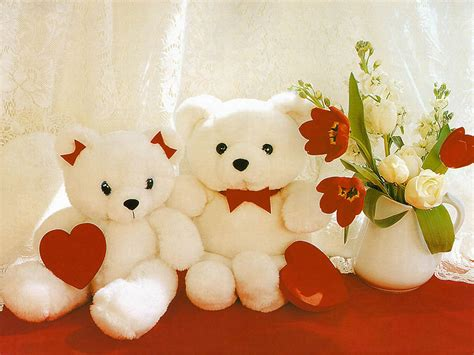 two teddy bear dolls wallpaper wallpaper wallpaperlepi