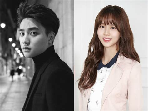 exo film list exo s d o and kim so hyun confirmed for melodrama film