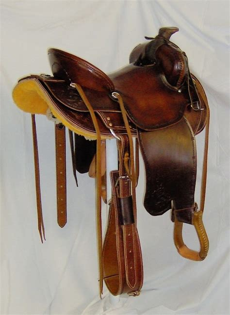 Handmade Saddles - handmade saddles for horses and mules wagner s saddle