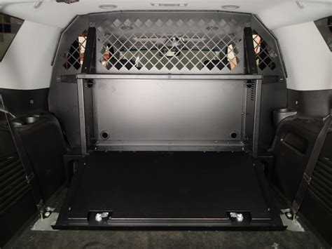 havis products  sbx  rear upper partition option fits  seat    chevrolet tahoe