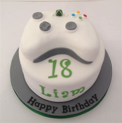 Home Decorator Website by Xbox Controller Cake