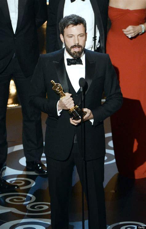 oscar film directed by affleck oscars 2013 ben affleck s emotional speech after argo