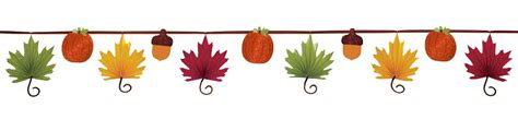 fall leaves garland printable fall leaves decorations party city