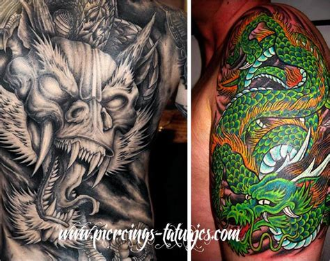 dragones tattoo tattoo collections