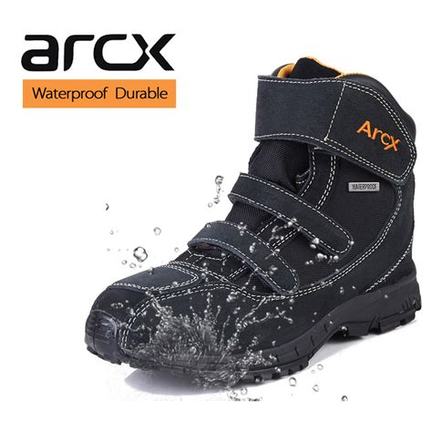 moto racing boots aliexpress com buy arcx motorcycle boots genuine cow