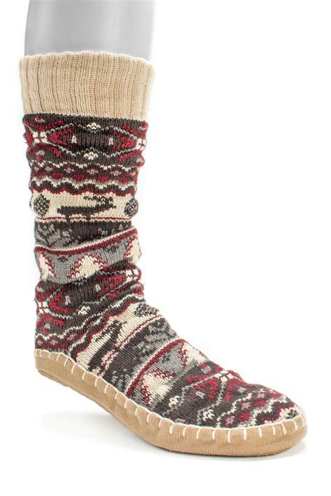 muk luks slipper socks muk luks slipper socks nordstrom rack