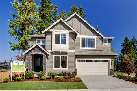 American Classic Homes by Tarrington Place Furnished Model Now Open In Sammamish