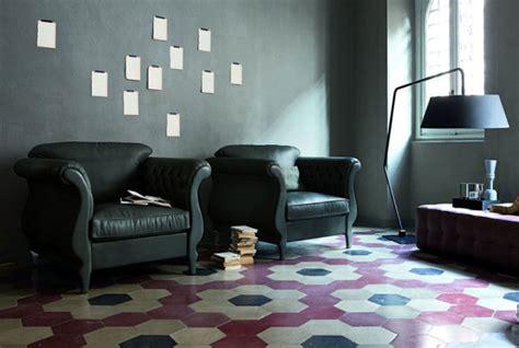 piastrelle esagonali arredamento casa stili e tendenze per gli interni