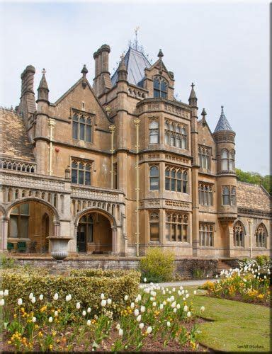 gothic victorian style house gothic haunting or on the tyntesfield victorian gothic revival country house
