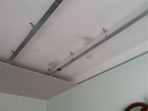 perfiles falso techo falso techo en cocina en las palmas de gran canaria