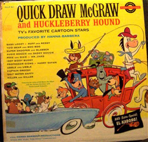 theme song quick draw mcgraw way out junk quick draw mcgraw and huckleberry hound