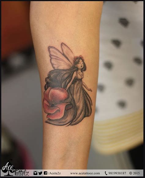 guardian angel tattoos on wrist ace tattooz studio mumbai india