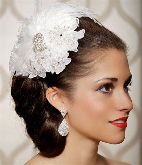 143 best Wedding Hats and Fascinators images on Pinterest