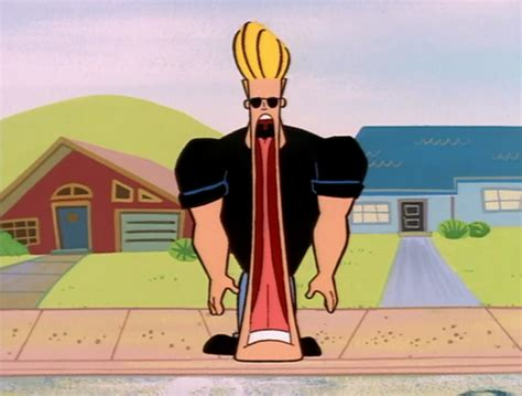 Jaw Drop Meme - johnny bravo unfollowed shocked face meme xclusive touch