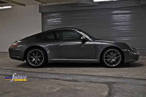 porsche bbs bbs ch r installed on a porsche 911 carrera autofuture