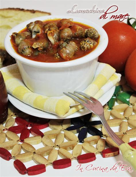 come cucinare le lumachine di mare lumachine di mare bummalett d mar ricetta pescarese