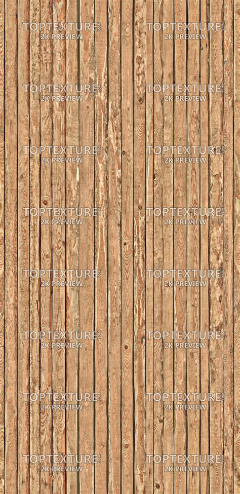 Old Pine Wood Planks   Top Texture