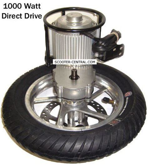 Motorrad Fahren Hinten by Currie 1000 Watt Motor Direct Drive 12 Quot Complete Rear