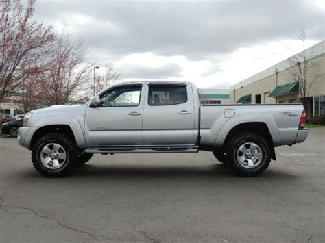 toyota tacoma long bed 2007 toyota tacoma v6 double cab 4wd long bed trd