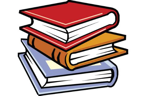 animated picture of a book stack of books clipart best