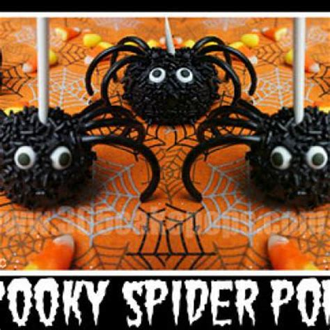 Decorate A Room Online Free spooky spider pops halloween cakes tip junkie