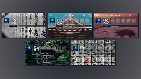 ps4 themes japan 10 images japanese sights dynamic theme on ps4