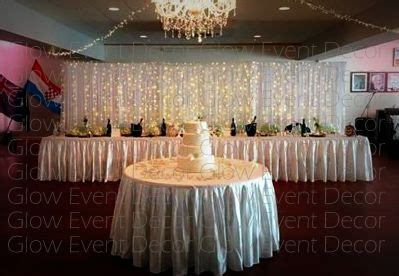 Wedding Backdrop Hire Adelaide by Backdrops Glow Event Decor
