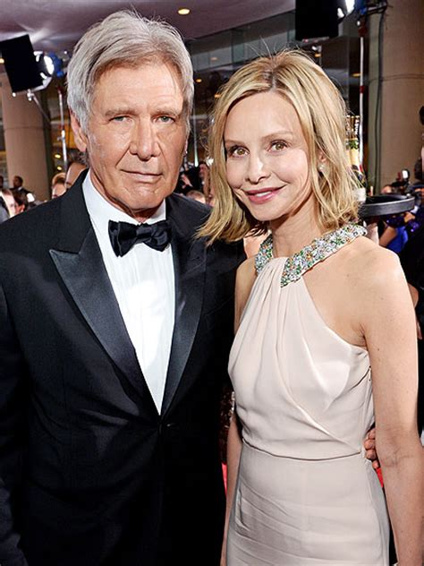Harrison Ford And Calista Flockhart Are Engaged by Harrison Ford Plane Crash Inside His Unshakable Marriage
