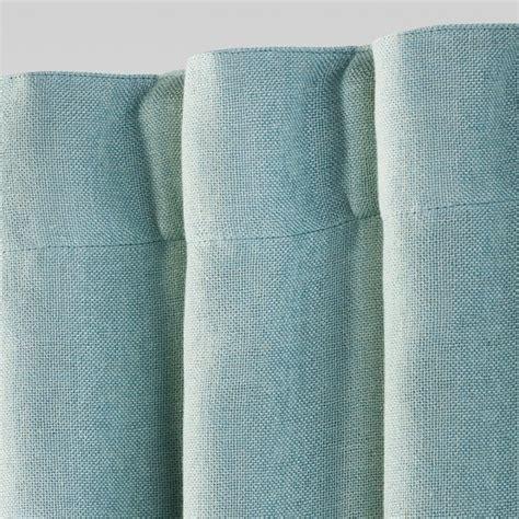 linen curtains target linen look lightblocking curtain panel threshold target