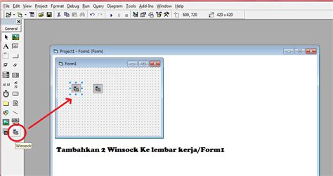 cara membuat index html cara membuat inject menggunakan vb6 lengkap dengan gambar