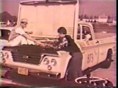 dodge drag racing trucks 1960s youtube
