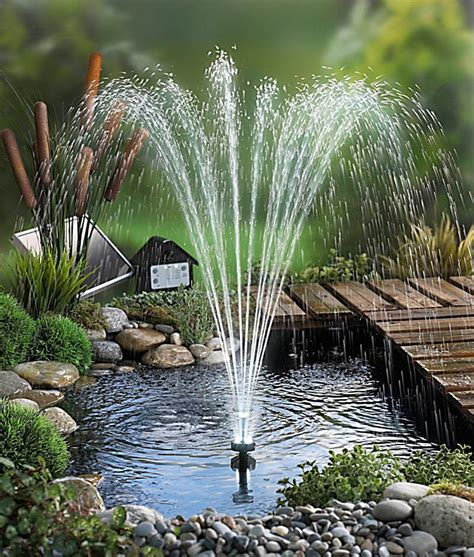 springbrunnen teich solar springbrunnen jetzt bei weltbild de bestellen
