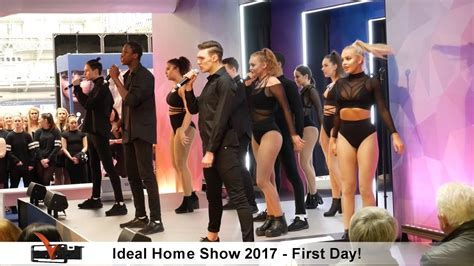 ideal home show marthaandhepsie ideal home show 2017 youtube