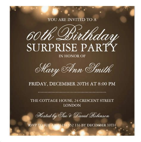surprise party invite template maths equinetherapies co