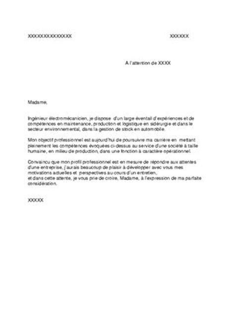 Exemple De Lettre De Motivation Gratuite Vendeuse exemples de lettre de motivation vendeuse
