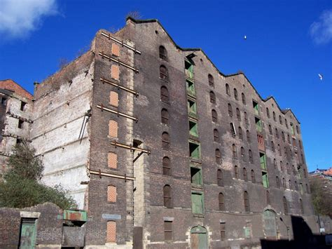 photographs of newcastle hanover st bonded warehouse