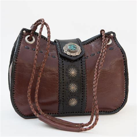 Handmade Shoulder Bag - southwestern handmade shoulder bag four winds west