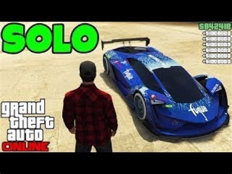 solo easy gta 5 online money glitch after 1.43 works on
